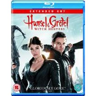 Hansel & Gretel: Witch Hunters - Extended Cut [Blu-ray] [Region Free]